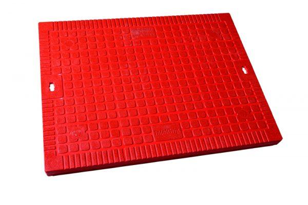Kunststoffdeckel_Rot