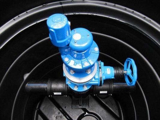 Sonderschächte Wasserversorgung 1