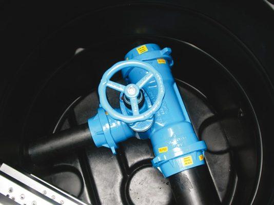 Sonderschächte Wasserversorgung 2