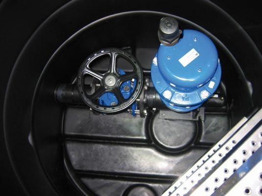Sonderschächte Wasserversorgung 3
